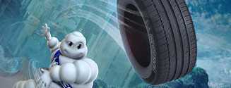 Michelin man winter tires